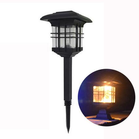 Waterproof LED Solar Power PIR Motion Sensor Wall Light Outdoor Yard Lamp