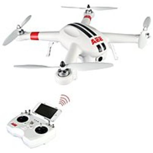 AEE Technology Toruk AP10AEE Drone Quadcopter Aircraft System with Integrated 16.0 Megapixels FPV Camera - White