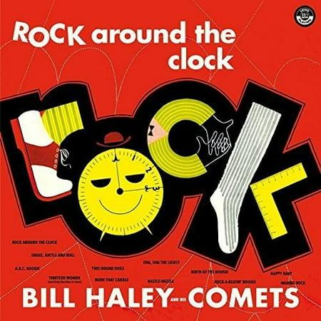 Rock Around The Clock + 2 Bonus Tracks (Vinyl)