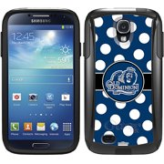 ODU Big Blue Polka Dots Design on OtterBox Commuter Series Case for Samsung Galaxy S4