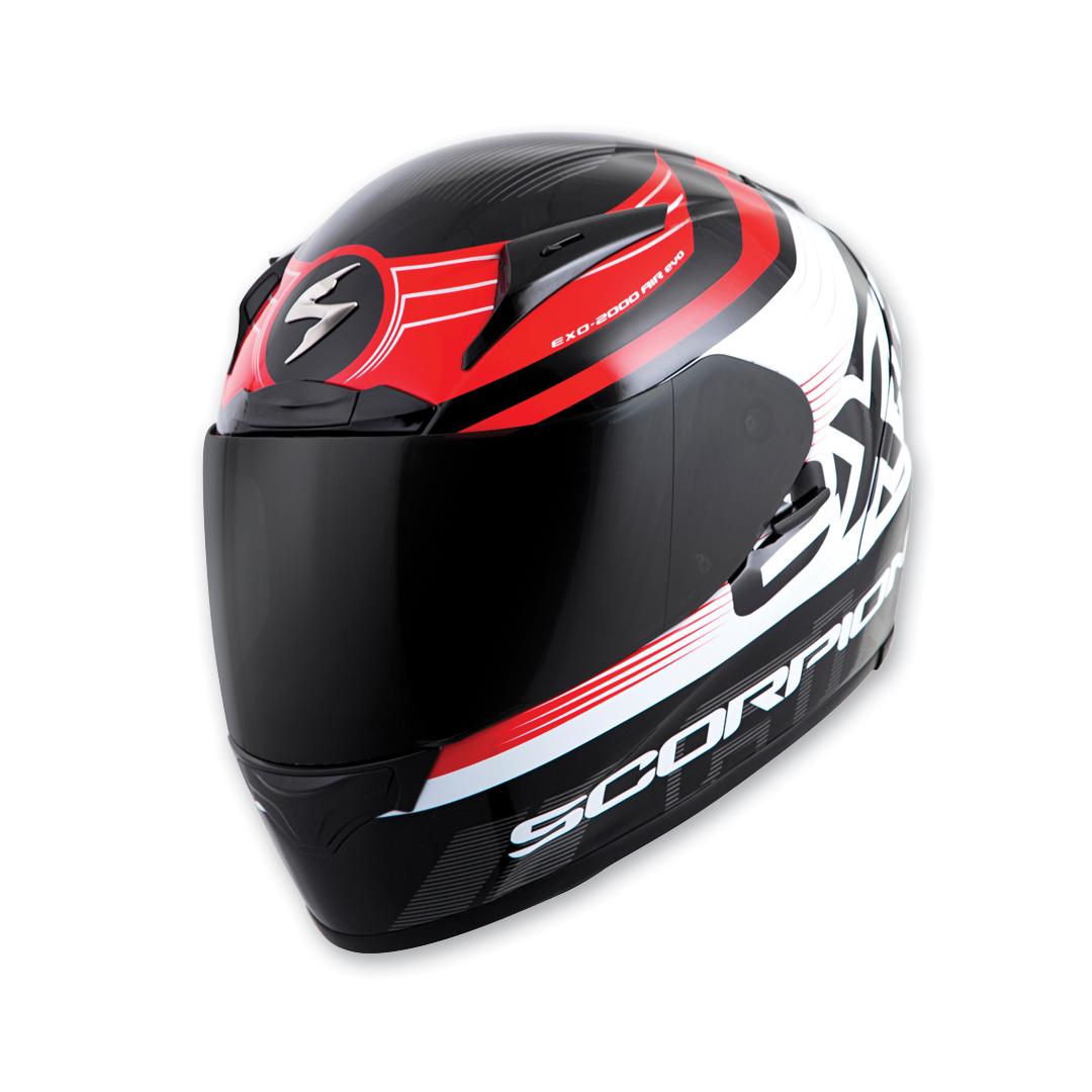 Scorpion EXO Unisex Adult  EXO-R2000 Full Face Helmet