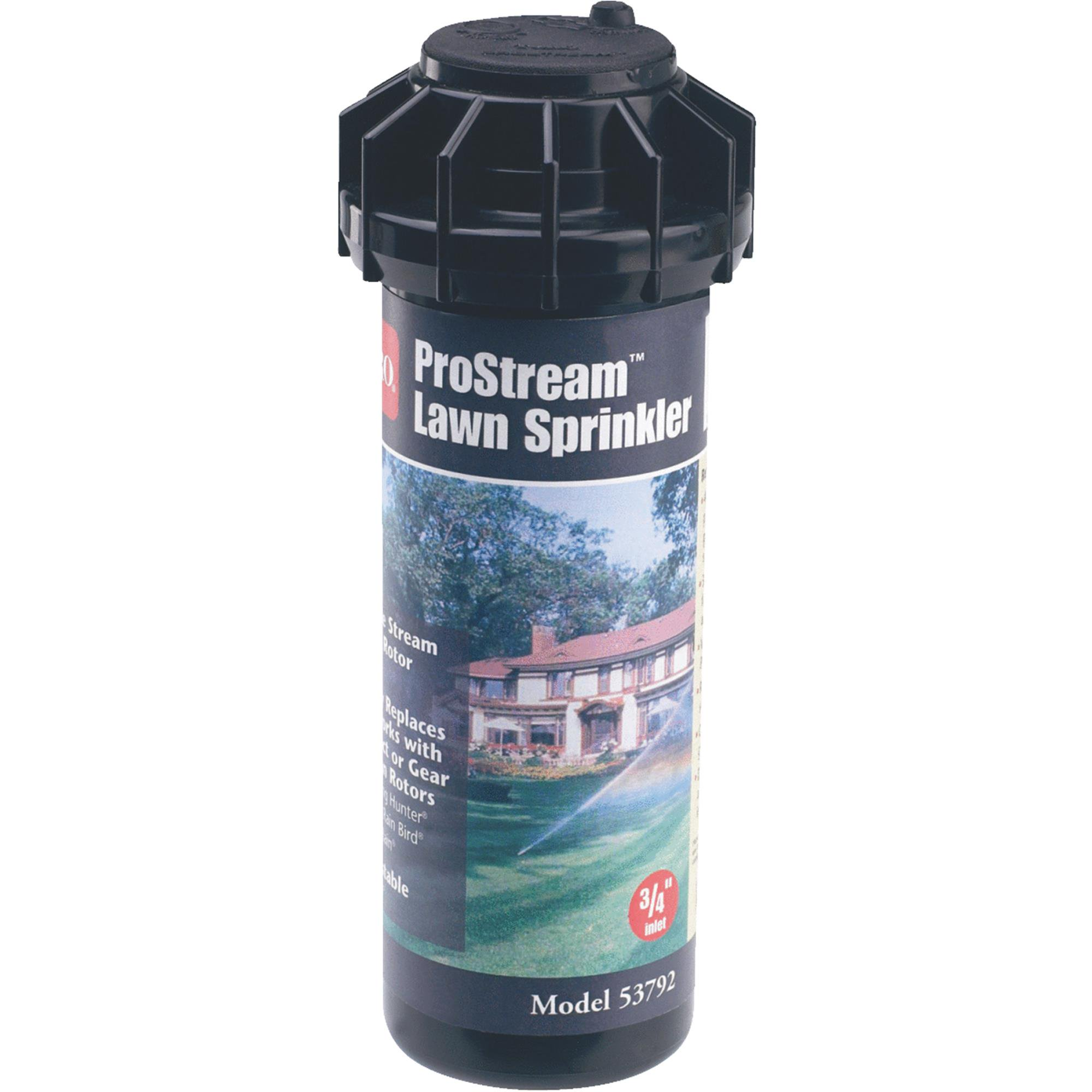 "Toro 53823 5"" ProStream XL Lawn Sprinkler with Nozzles by The Toro Company"