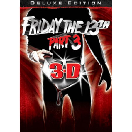Friday the 13th: Part 3 (Deluxe Edition) (3D DVD)