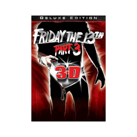 Friday the 13th: Part 3 (Deluxe Edition) (3D DVD)](Halloween 3 3d Release Date)