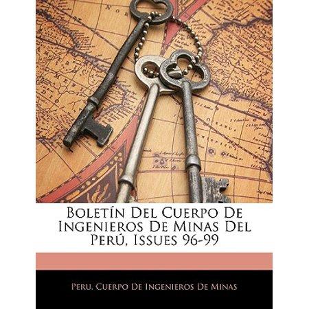 Boletin del Cuerpo de Ingenieros de Minas del Peru, Issues 96-99 - Memes De Halloween Peru