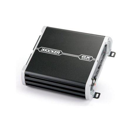 Kicker 43DXA125.2 125-Watt 2-Channel Full-Range Car Amplifier