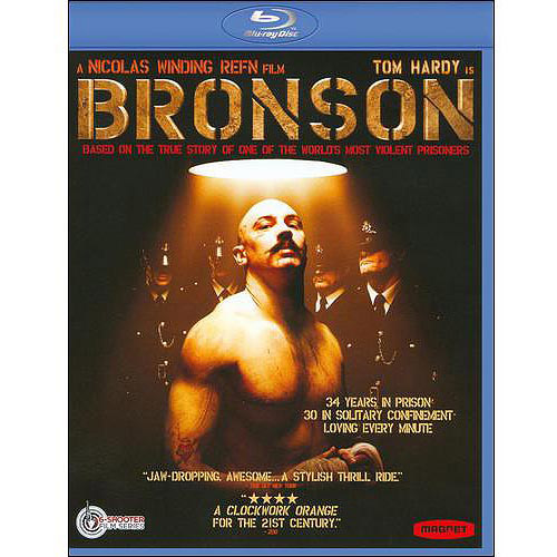 Bronson (Blu-ray) (Widescreen)