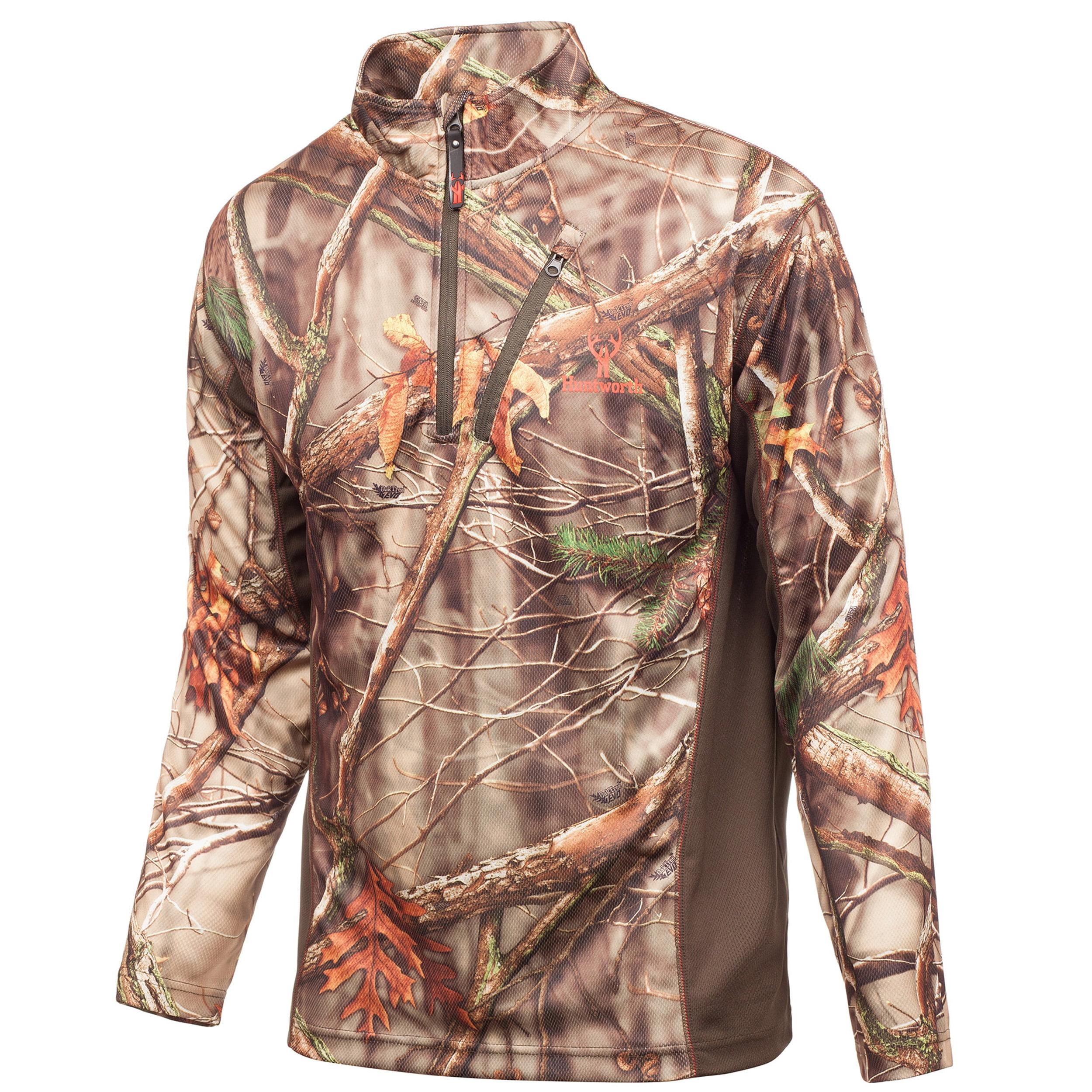 Men's Soft Shell Jacket Inner sorm flap by NTA Enterprise Inc