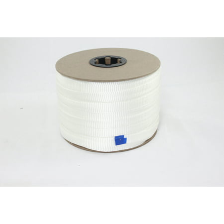 Cajun Mule Line - 3/4 Inch X 500' - 2,500 lb. - Pull Tape - Polyester Pulling Tape - Made in (Polyester Pull Tape)