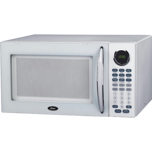 Oster OGB81101 1.1-Cubic Foot Digital Microwave Oven, White