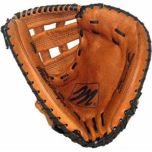 MacGregor Fastpitch Catcher's Mitt, Right Hand Throw by MacGregor