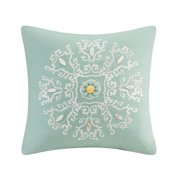 echo design Indira Square Cotton Throw Pillow