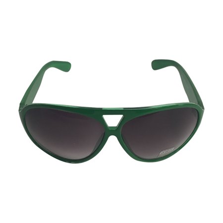 Green Round Plastic Aviator Sunglasses The Dude Big Lebowski Jeffrey Costume - Jesus From The Big Lebowski Costume