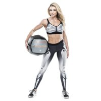 Bionic Body 10 lb. Wall Ball