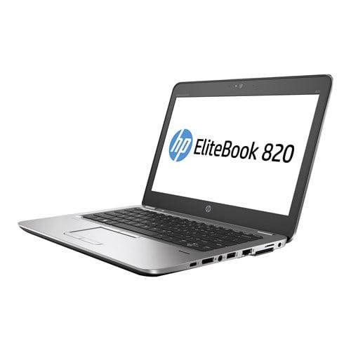 "HP EliteBook 820 G4 - 12.5"" - Core i7 7600U - 8 GB RAM - ..."