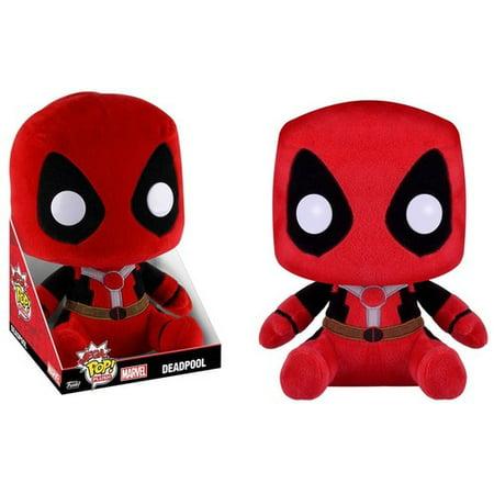 Funko Pop  Plush Jumbo  Marvel   Deadpool