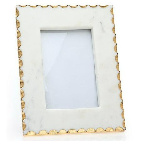 Godinger 61875 4 x 6 Marble Photo -