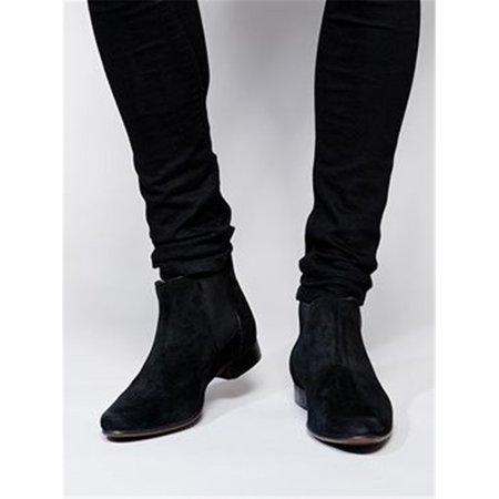 Men Ankle Chelsea Boots (Best Chelsea Boots 2019)