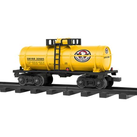 Lionel's Snoopy Railroad Tank Car