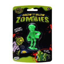 New 504053  Grow  Glow Zombie Asst (24-Pack) Action Cheap Wholesale Discount Bulk Toys Action Boys](Zombie Toys For Boys)