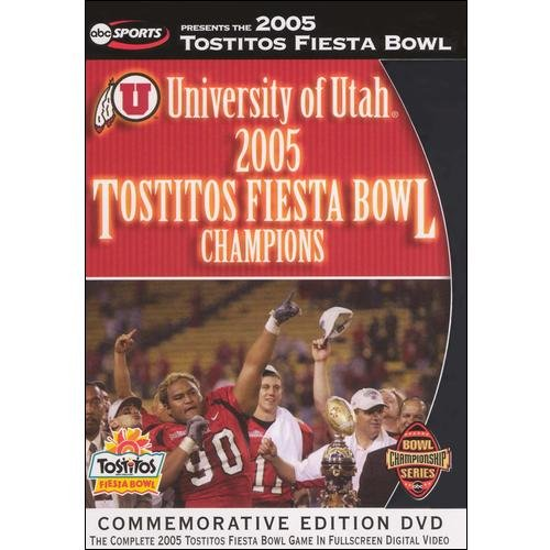 2005 University Of Utah Fiesta Bowl