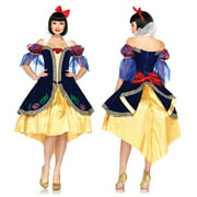 Classic Deluxe Snow White Disney Princess Womens Costume