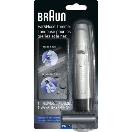 Braun #EN10 Ear - Nose Trimmer, 1 count each (Braun Beard Trimmer Series 7)