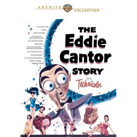 The Eddie Cantor Story (DVD) Eddie Cantor Songs