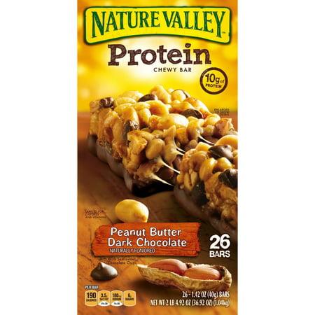 Nature Valley Protein Peanut Butter Dark Chocolate Calories