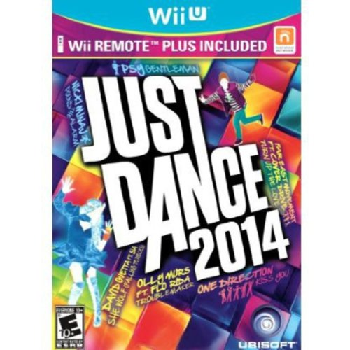 Just Dance 2014 Bundle with Wii Remote Plus Controller - ...