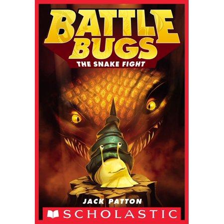The Snake Fight (Battle Bugs #8) - eBook Duty Smoke Wrap Bug Shield