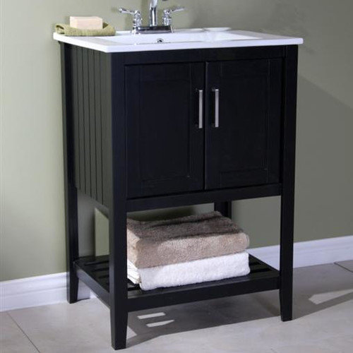 Legion Furniture 24'' Single Bathroom Vanity Set