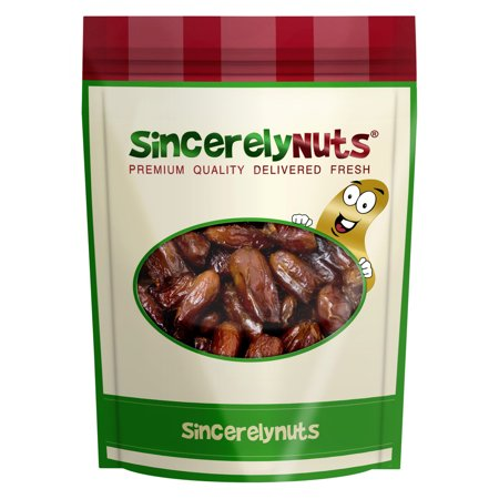 Dale Nuts - Sincerely Nuts Pitted Dates, 3 LB Bag