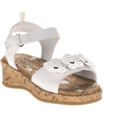 Toddler Girls Flora Strap Sandals Walmart Com