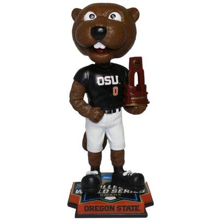 - Oregon State Beavers 2018 College World Series Champions Bobblehead NCAA