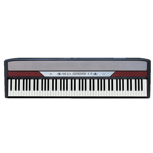 88 Key Slab Piano With Speakers