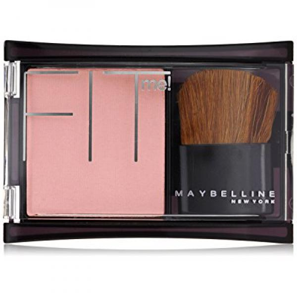 maybelline new york fit me! blush, medium pink, 0.16 ounce