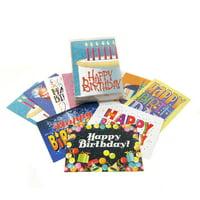 Super Value Birthday Card Assorted Pack - Set of 36 Cards & Envelopes Bulk Business Pack