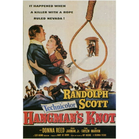 Hangmans Knot Movie Poster Print (27 x 40) - Hangman's Knot