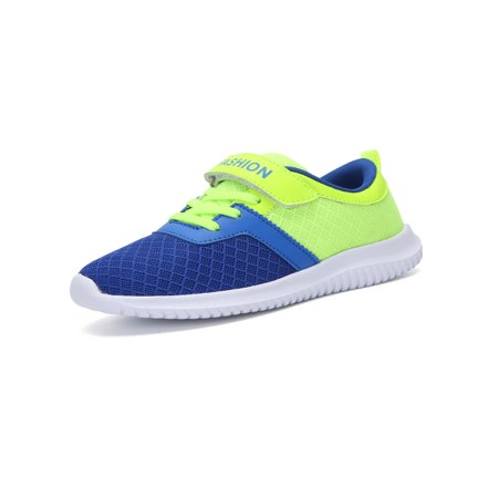 Sneaker Shoes for Girls Boy Kids Breathable Mesh Light Weight Athletic Running Walking Casual