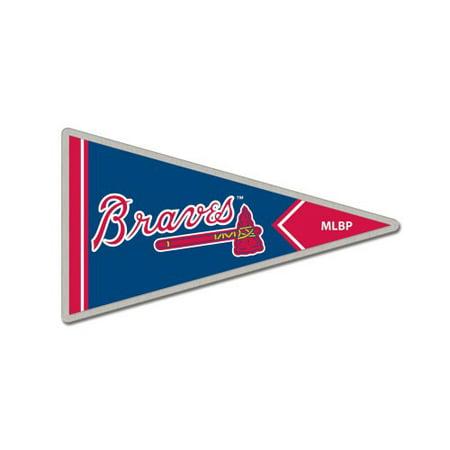 Atlanta Braves WinCraft Pennant Pin - No -