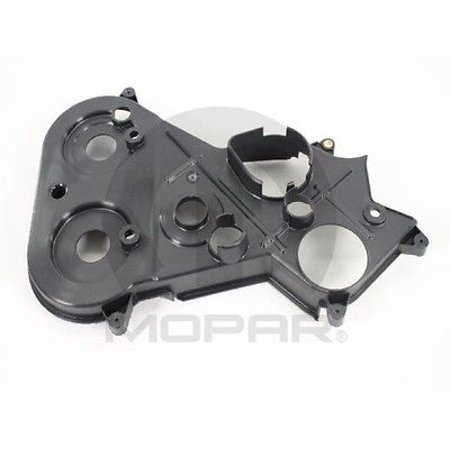 Engine Timing Cover Inner MOPAR 53010482AC fits 03-05 Jeep Liberty (Inner Engine Cover)