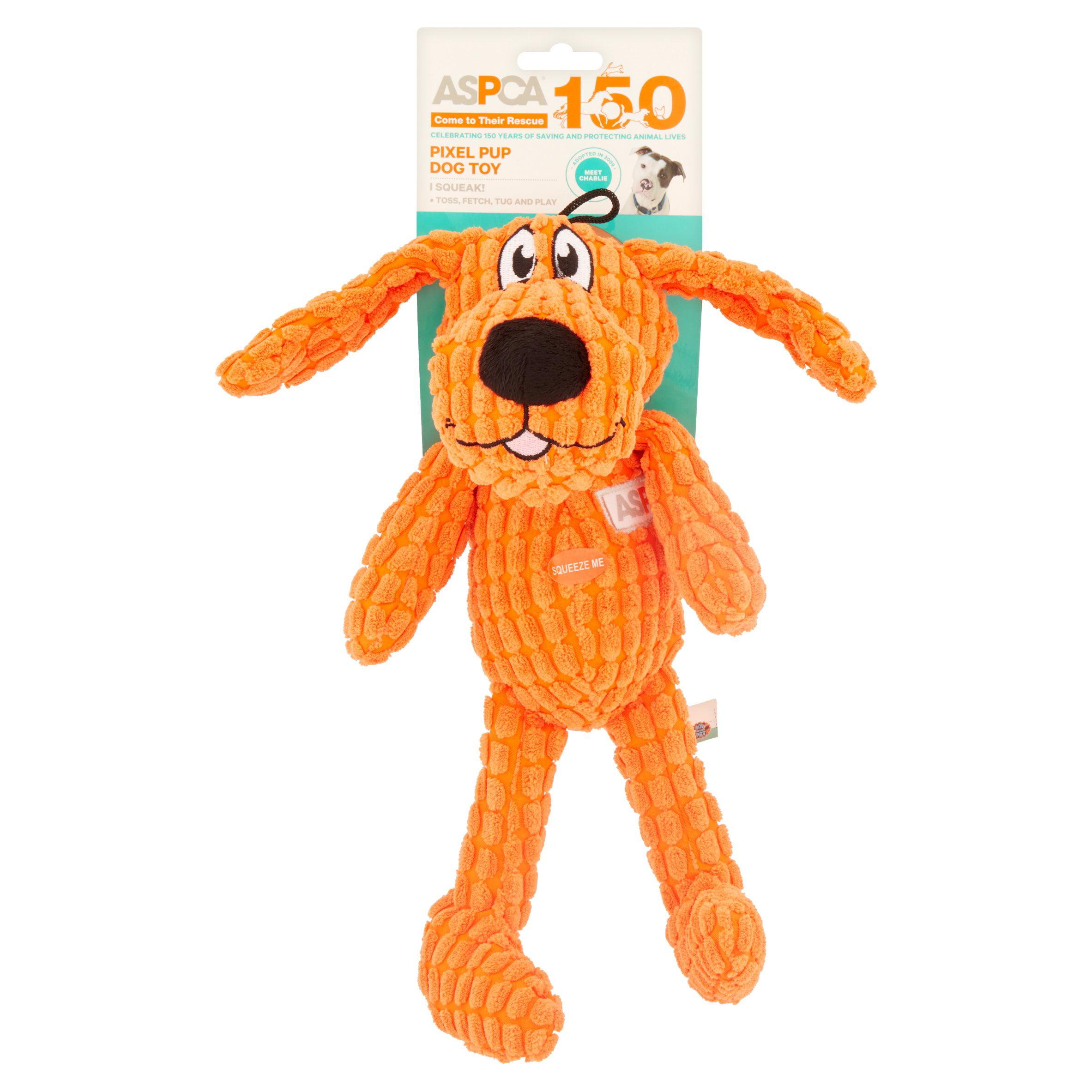 ASPCA Pixel Pup Dog Toy by European Home Designs, LLC