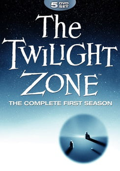 The Twilight Zone: Season 1 (DVD) by Paramount