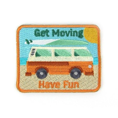Get Moving Have Fun 2.5