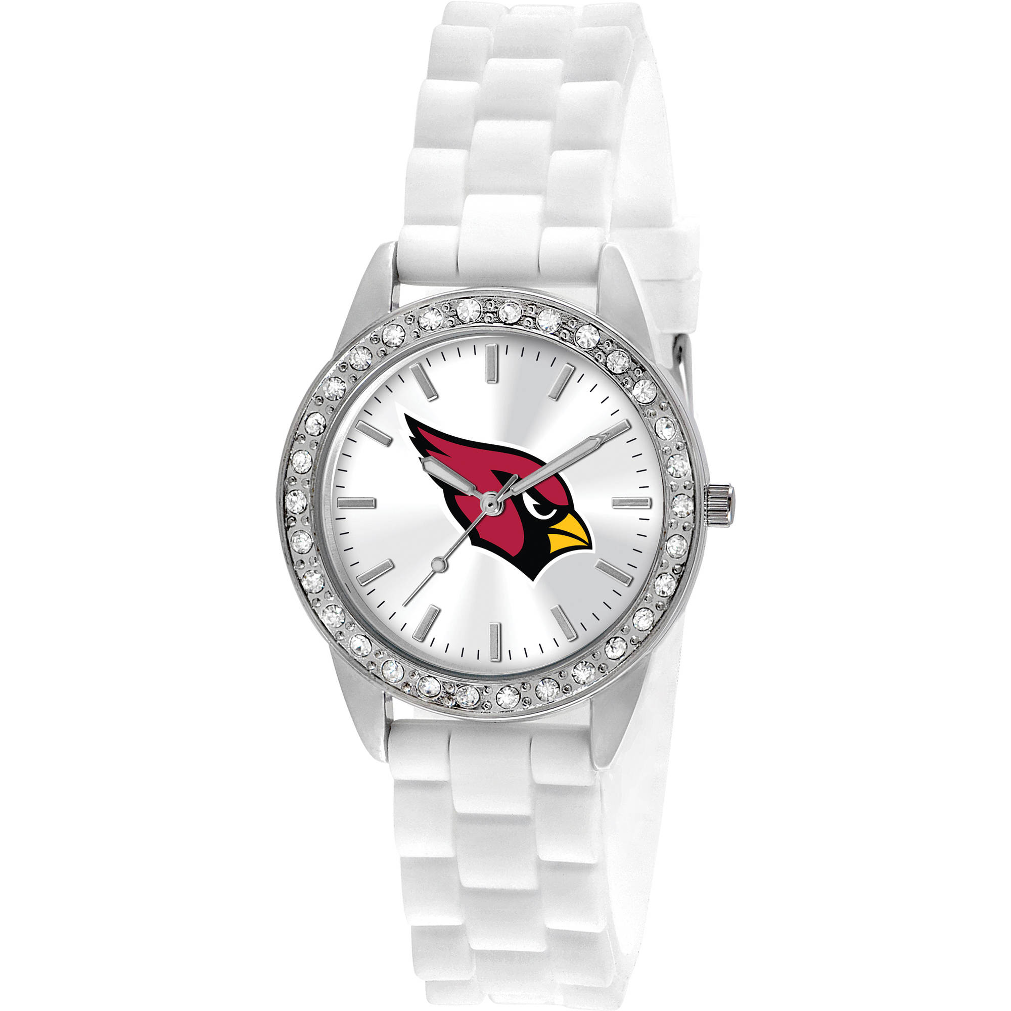 Game Time Women's Arizona Cardinals Frost Series Watch