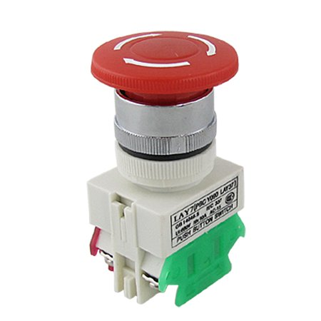 Machine Tool Emergency Stop Control Push Button Switch 10A Xovlo - image 1 of 1