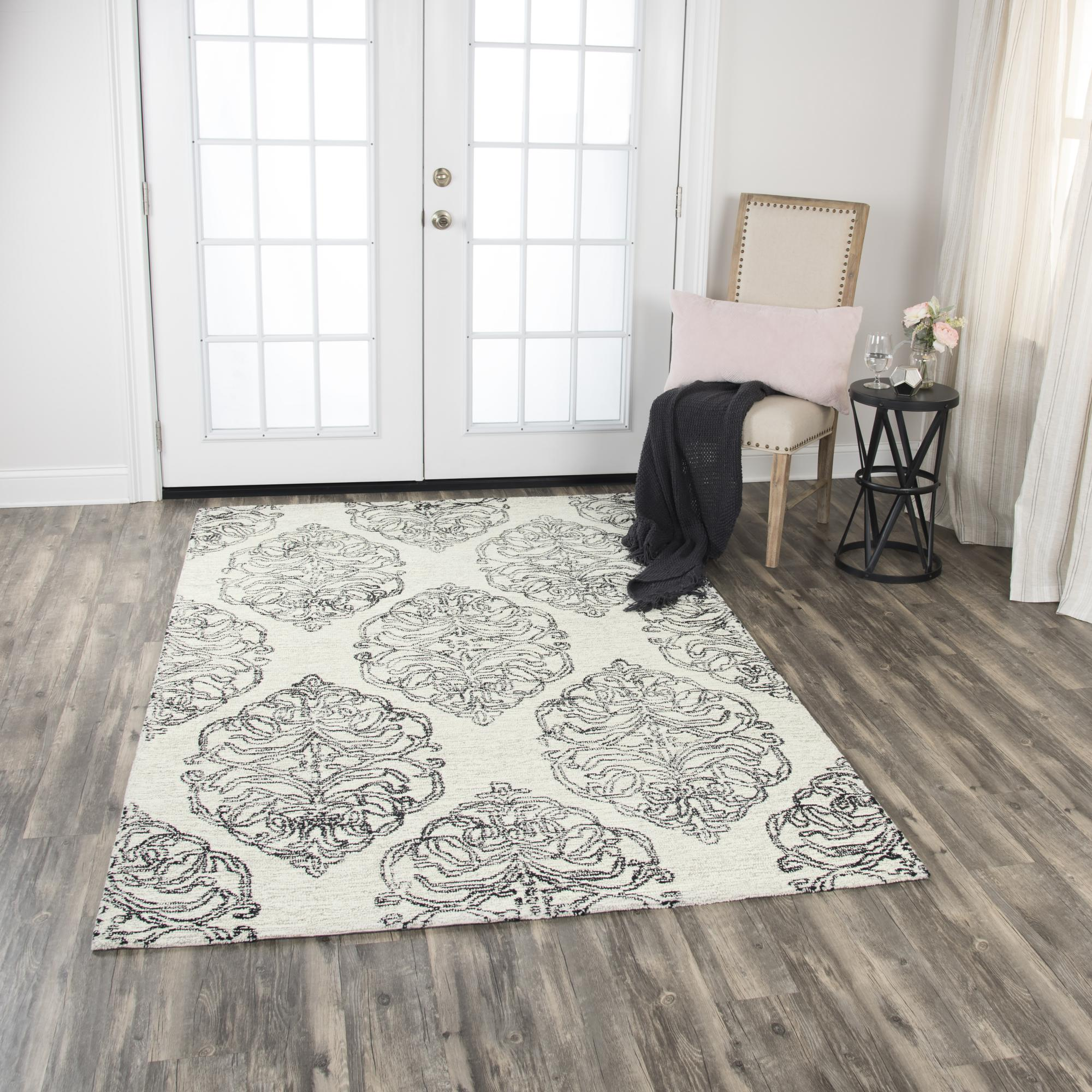 Rizzy Home Opulent Shag 5' x 8' Area Rug