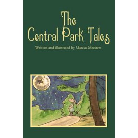 The Central Park Tales - eBook