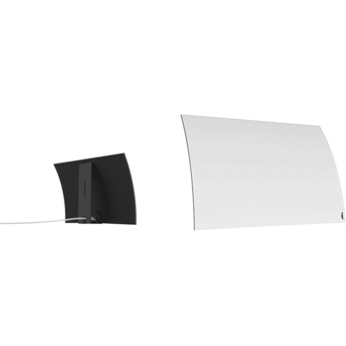 Mohu Curve 50 Designer Table Top 50 Mile Indoor Amplified HDTV Antenna